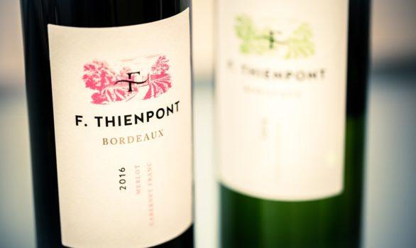 F. Thienpont Rouge et Blanc